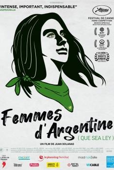 Femmes d'Argentine (Que Sea Ley) (2019)