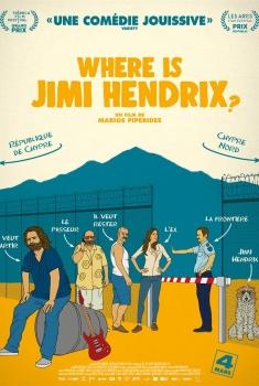 Where is Jimi Hendrix ? (2018)