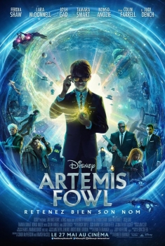 Artemis Fowl (2021)