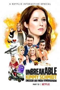 Unbreakable Kimmy Schmidt : Kimmy contre le révérend (2020)