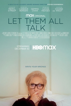 Let Them All Talk (2021)